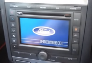 The Latest 2012 Sat Nav Disc Update Ford with DENSO